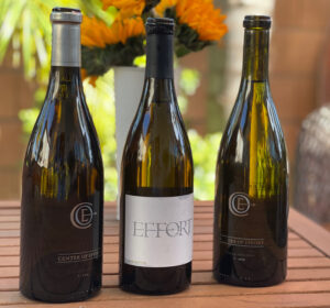 2012, 2015, and 2017 Chardonnay