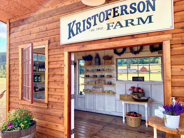Kristoferson Farm Stand