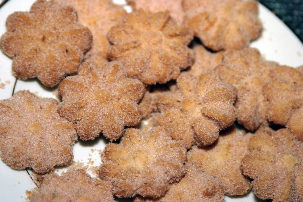 Biscochito Cookies - New Mexico State Cookie by Visit Albuquerque