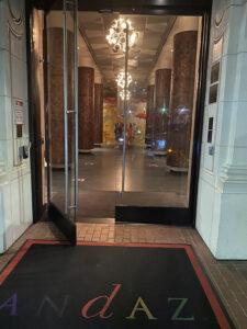 Andaz San Diego Entrance